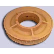 Блок полиспаста (сталь) ф315х125 без подшипника КС-35714/КС-35715 фото