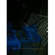 Комплект концевых балок ля крана мостового подвесного г/п 2 т., пролет до 6 м. фото
