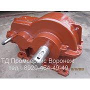 Редуктор крановый РЦД400-40-22 фото