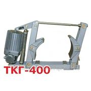 Тормоз ТКГ-400 с толкателем ТЭ-80