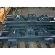 Комплект концевых балок для крана мостового подвесного г/п 1 т., пролет до 9 м. фото