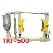 Тормоз ТКГ-500 с толкателем ТЭ-80