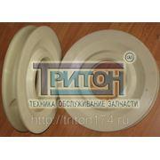 Блок канатный блок полиспаста (полиамид) Газпрокран КС-6476А.405.60.000 фото