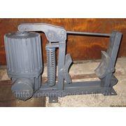Тормоз колодочный крановый ТКГ200 фото