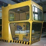 Крановая кабина (кабина управления краном) фото