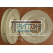 Блок канатный блок полиспаста (полиамид) Ульяновец 1044.50.00.37-01 фото