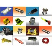 Запчасти к автокранам, гидромоторы, гидроцилиндры, гидрозамки, опорно-поворотные устройства фото