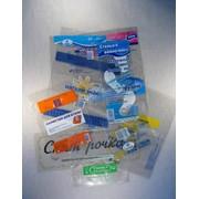 Полипропиленовые пакеты с печатью фото