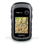 Garmin eTrex 30 Глонасс — GPS + Дороги России Топо фото