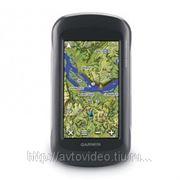 Портативный GPS навигатор Garmin Montana 650T Russia фото