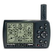 Garmin GPSMAP 196 Авиационный навигатор с монохромным дисплеем и страницей «приборной панели» фото