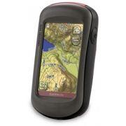 Портативный GPS-навигатор Garmin Oregon 550 Дороги России фото