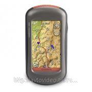 Портативный GPS-навигатор Garmin Oregon 450 Дороги России фото