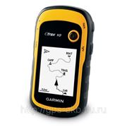 Garmin eTrex 10 Глонасс — GPS + Карта области фото