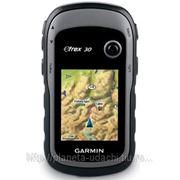 Garmin eTrex 30 GPS/GLONASS Портативный навигатор. фото