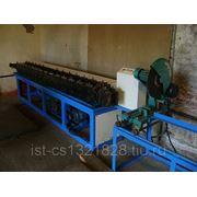 Линия по производству шинорейки SBT-20 фото
