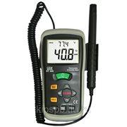 Термогигрометр DT-625 фото