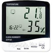 Индикатор температуры и влажности воздуха ETP101 фото