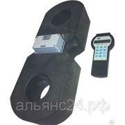 Электронный динамометр повышенной грузоподъемности 250 тс фото