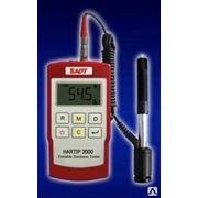 Твердомер Динамический ( дюрометр ) металлов SADT HARTIP 2000 фото