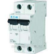 PL4-C6/2 Автоматический выключатель 6А, 2 полюса, откл. способность 4,5 кА фото