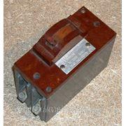Автоматический выключатель АК50Б-2мг фото