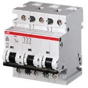 АВВ Автоматический выключатель S203L C100 фото