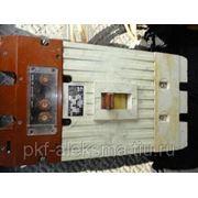 Автоматический выключатель А 3794 630А фото
