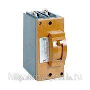 Автоматический выключатель АК50Б-2М ом3 фото