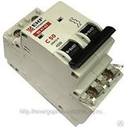 Автоматический выключатель EKF 2p40a тип C фото