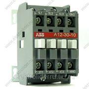 Контактор A12-30-10 катушка 220В фото