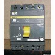 Автоматический выключатель ВА 88-40 3Р 500А 35кА ИЭК фото