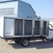 Хлебные фургоны фото