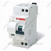 Дифференциальный автомат 2-полюсный С6 30мА фото