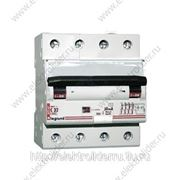 Дифференциальный автомат 4-полюсный 32А 30мА фото