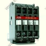 Контактор A16-30-10 катушка 220В фото