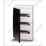 UNIBOX настенный 36М серый с прозрачной дверцей 12276 фото