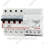 Дифференциальный автомат 4-полюсный 40А 30мА фото