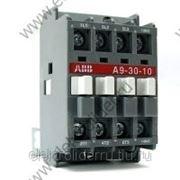 Контактор A9-30-10 катушка 220В фото