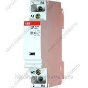 Модульный контактор ESB-20-20 катушка 220В фото