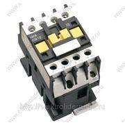 Малогабаритный контактор КМИ-11810 катушка 230В фото