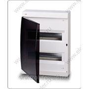 UNIBOX настенный 24М белый с прозрачной дверцей 12264 фото