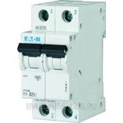 PL4-C40/2 Автоматический выключатель 40А, 2 полюса, откл. способность 4,5 кА фото