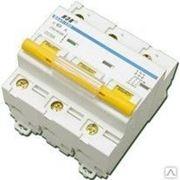 Автоматический выключатель 3п 100А С ИЭК фото