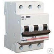 Автоматический выключатель Legrand LR 3p 25A C фото