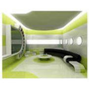 Интерьер помещения - разработка дизайна фото