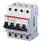 АВВ Автоматический выключатель SH204L C06 фото
