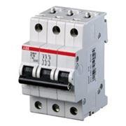 АВВ Автоматический выключатель SH203L C10 фото