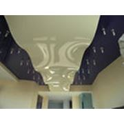 Натяжные потолки без швов фото