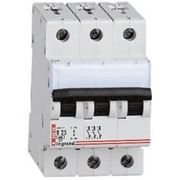 Автоматический выключатель Legrand DX 3-полюсный 63А фото